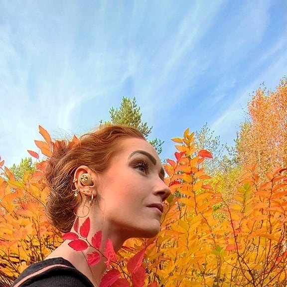   #sudio #shapingsound #t2-sand #redleaves #autumnvibes #fallishere @gorbatjov