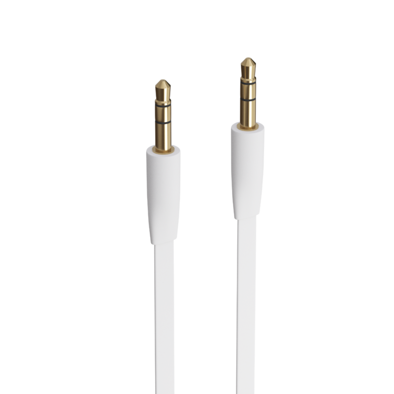 Regent Cable - White White