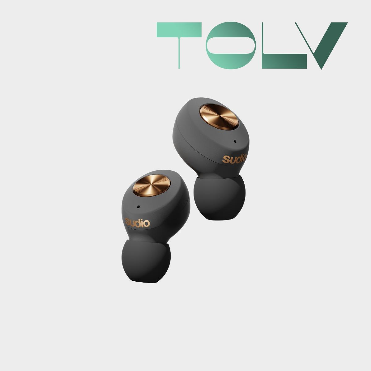 Sudio Tolv auriculares Inalámbricos driver de grafeno