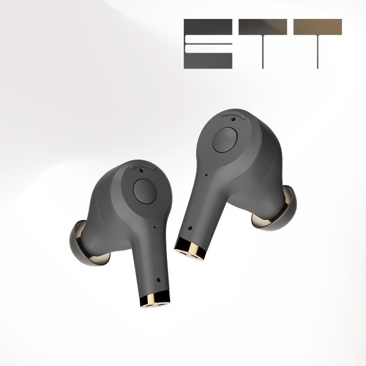 Sudio Ett earbuds earphones wireless IPX5 active noise cancelling