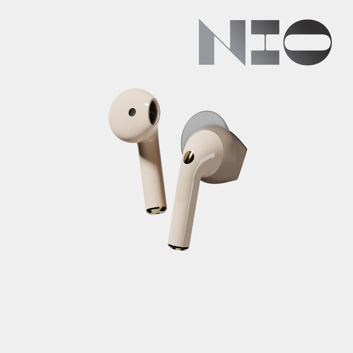 Sudio Nio earbuds earphones wireless IPX4 Adaptive dual-microphone technology wingtips