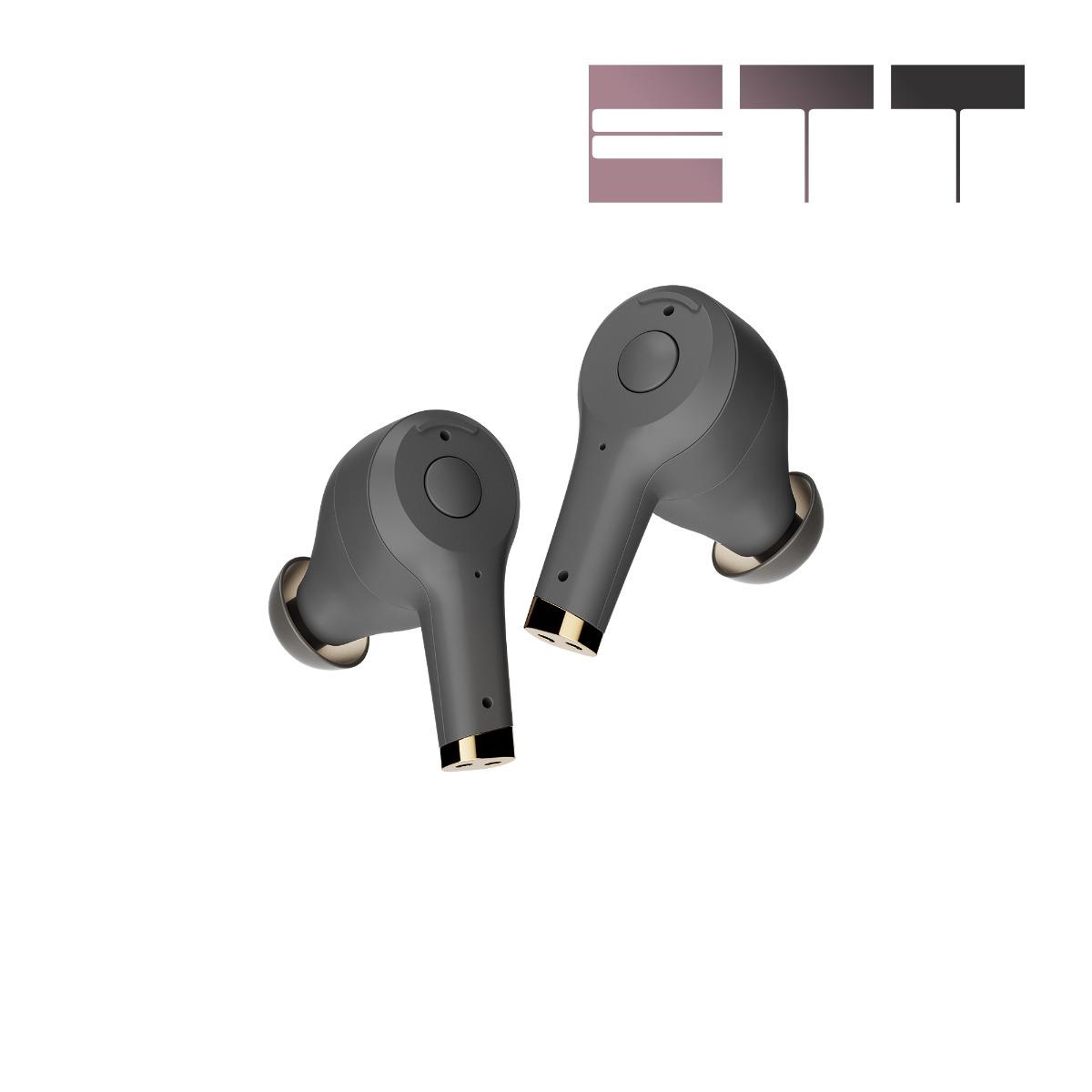 Sudio Ett öronsnäckor hörlurar trådlös IPX5 aktiv brusreducering
